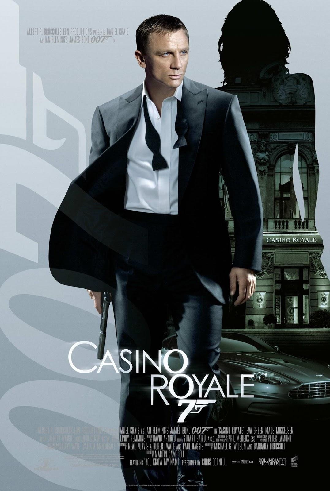 James Bond 007 Casino Royale เจมส์ บอนด์ พยัคฆ์ร้ายเดิมพันระห่ำโลก [HD][พากย์ไทย]