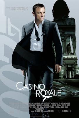 James Bond 007 Casino Royale พยัคฆ์ร้ายเดิมพันระห่ำโลก