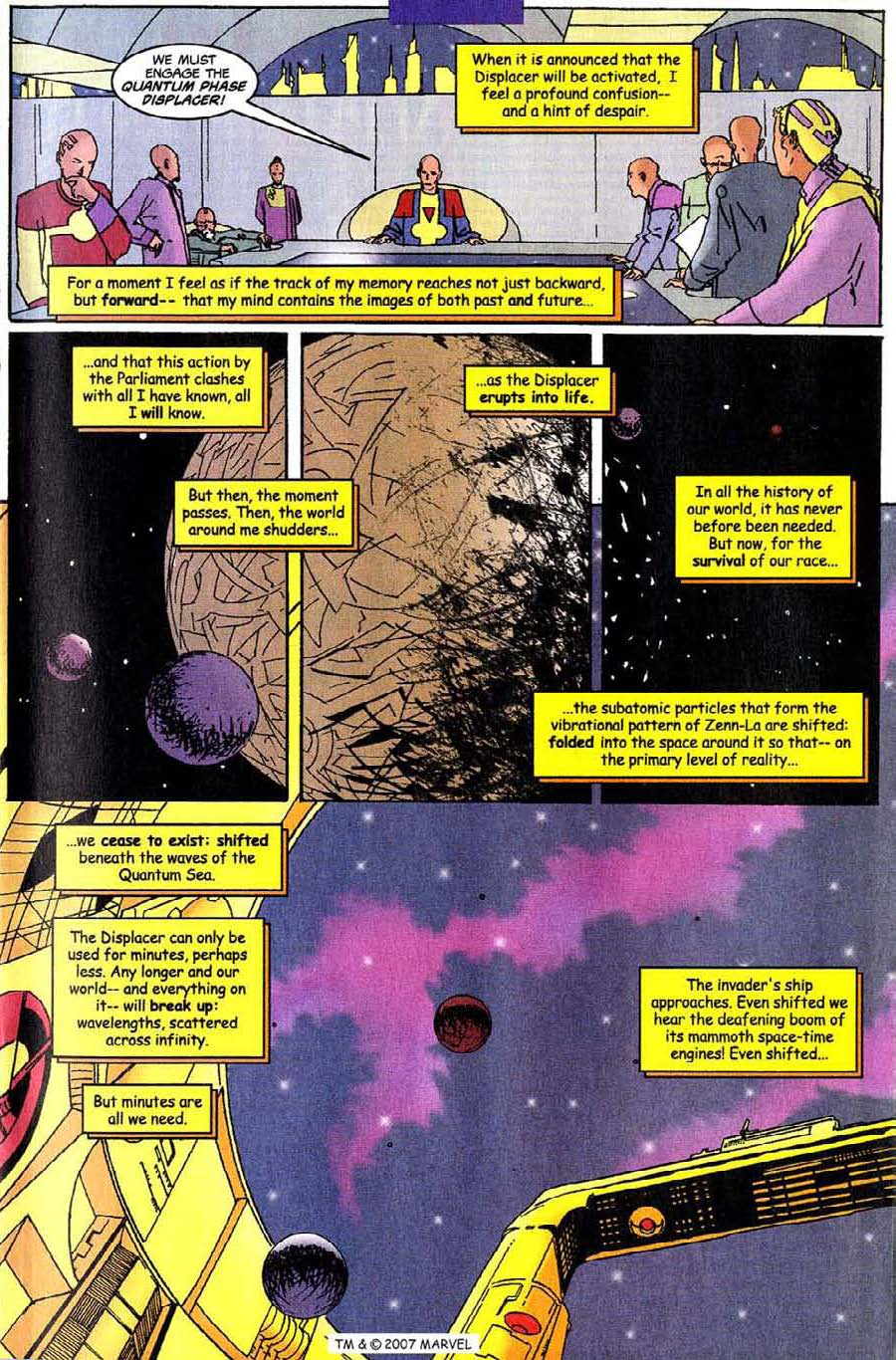 Read online Silver Surfer (1987) comic -  Issue #140 - 15
