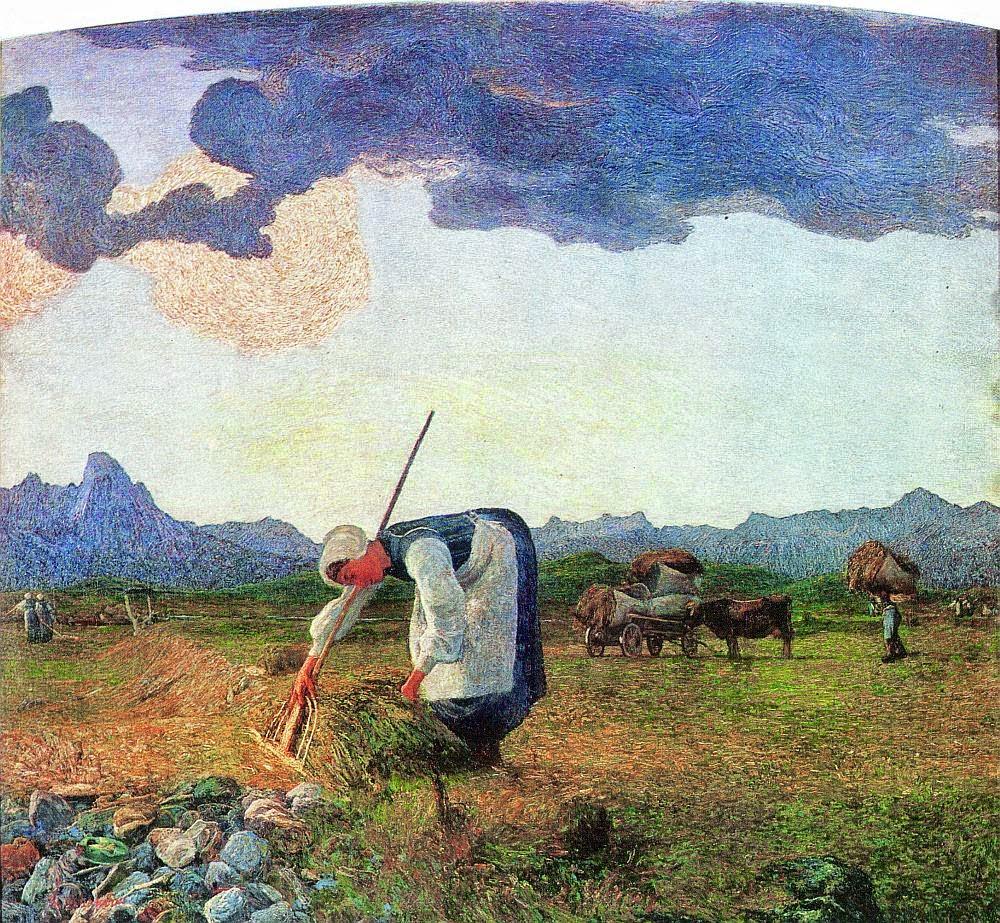 Neo Impressionism: Italian Divisionism/Neo-Impressionism