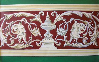 Murales trompe l 39 oeil e decorazione pareti e camerette for Decorazioni pareti