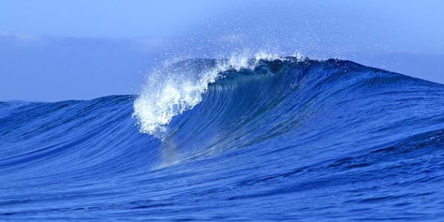 kenapa air laut itu masin?