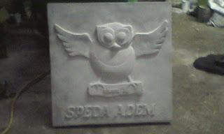 relief burung hantu grc