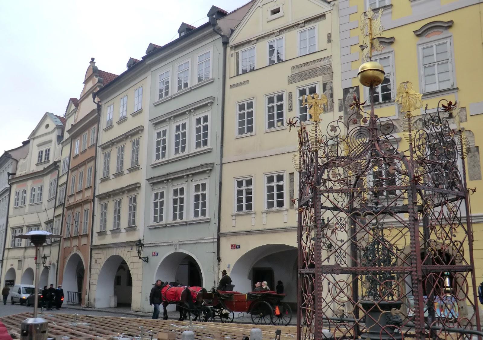 El Mundo A Tus Pies Praga Una Joya En El Corazón De Europa V