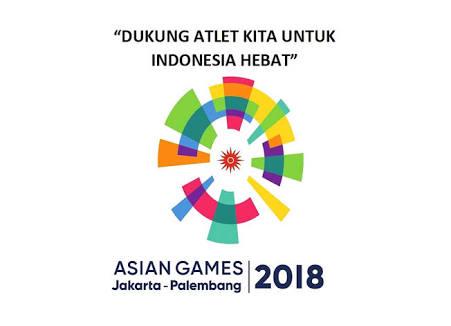 Bangga Indonesia Menjadi Tuan Rumah Asian Games 2018, Ayo Dukung dn Ramaikan!