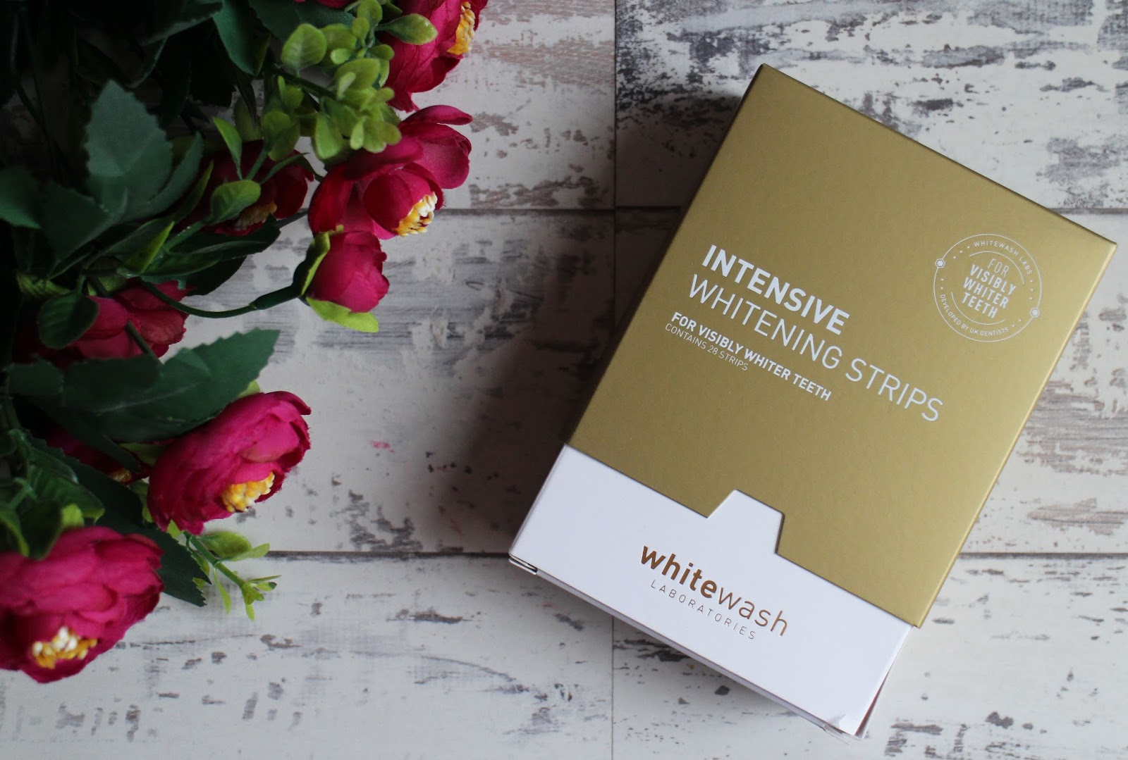 Whitewash Laboratories Nano Intensive Whitening Strips