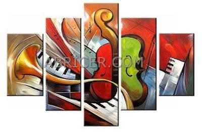 http://www.abricer.com/cuadros/modernos/cuadros-para-salones-y-comedores/violines-teclados-instrumentos-musicales-cuadros-modernos-2259-salones-comedores.html