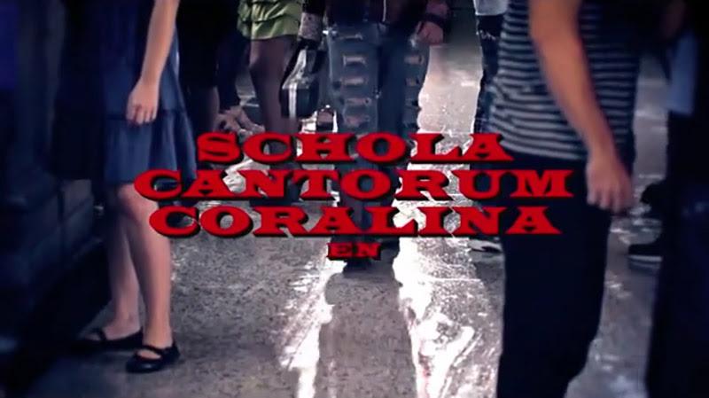 Schola Cantorum Coralina - ¨Psalmo 150¨ - Videoclip - Dirección: Rudy Mora - Orlando Cruzata. Portal Del Vídeo Clip Cubano - 03
