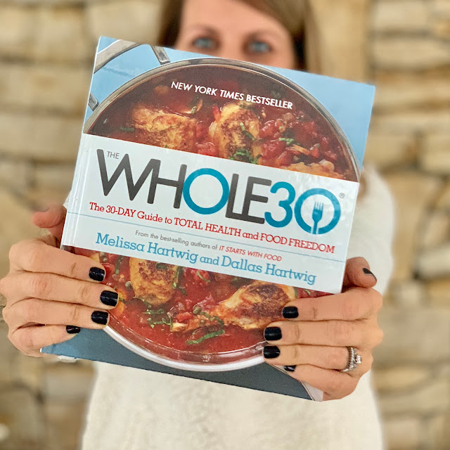 My experience with Whole 30 the second time around!  Plus my Whole 30 meal plan!