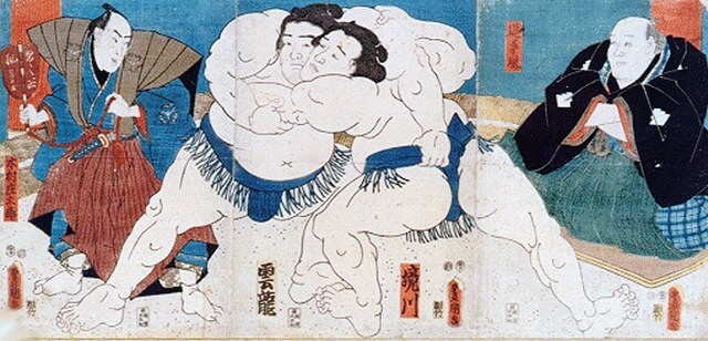 things to do in Tokyo watch a sumo