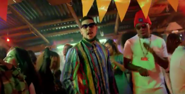 AKA – Special Fi Mi (Official Music Video) ft. Patoranking