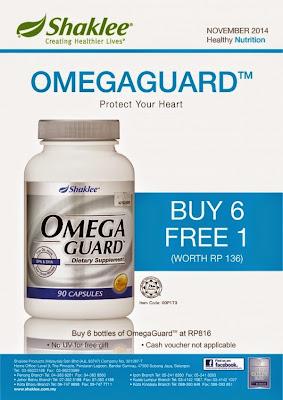 Omega Guard Anak Bijak Kecantikkan Ibu Mengandung Didik Anak Genius Cerdik