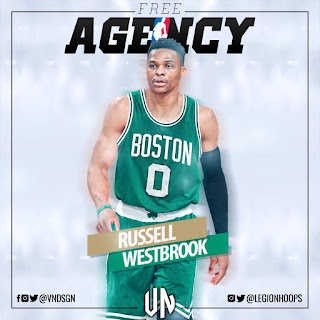 Russell Westbrook, Boston Celtics