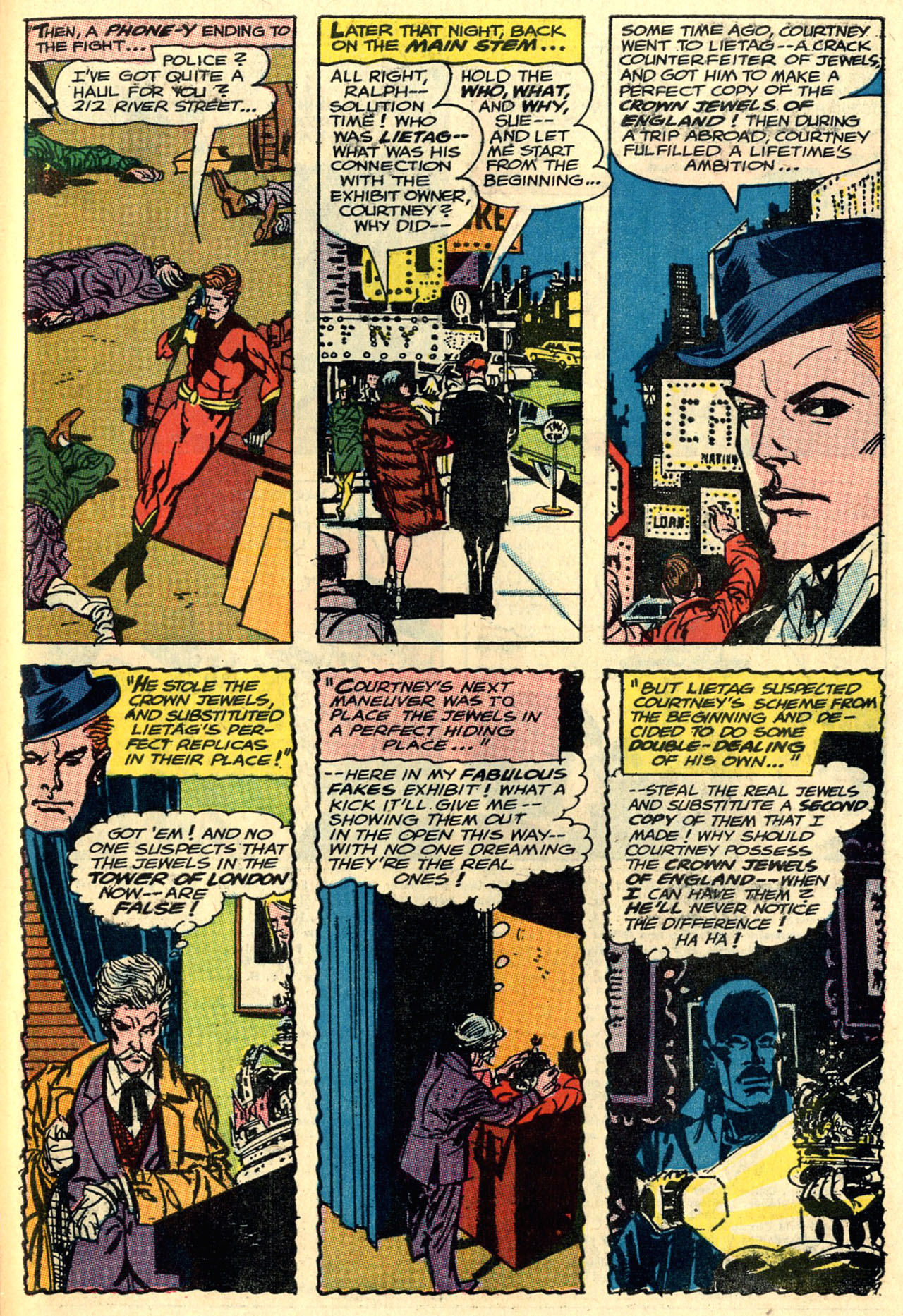 Detective Comics (1937) 354 Page 30