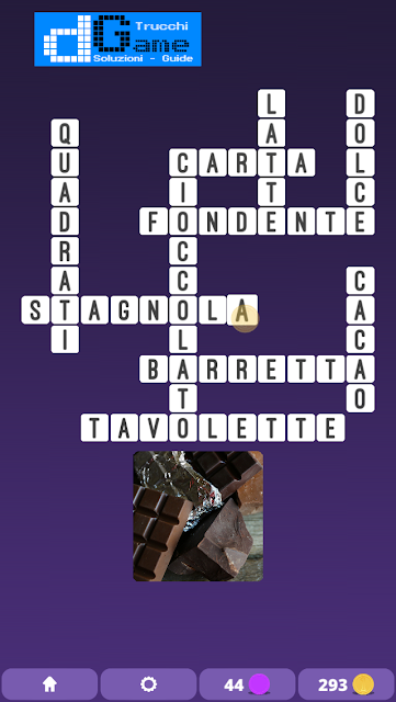 Soluzioni One Clue Crossword livello 10 schemi 3 (Cruciverba illustrato)  | Parole e foto