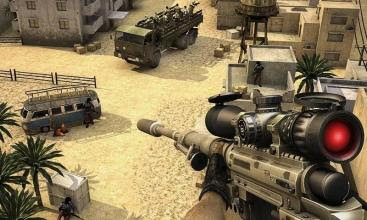 Download Permainan Aksi Super Seru War Duty Sniper 3D APK Version 1.2