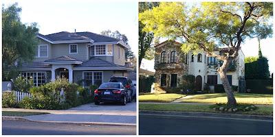 Casa de los Dunphys y de Mitch y Cam (Modern Family)