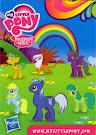 My Little Pony Wave 10 Royal Riff Blind Bag Card