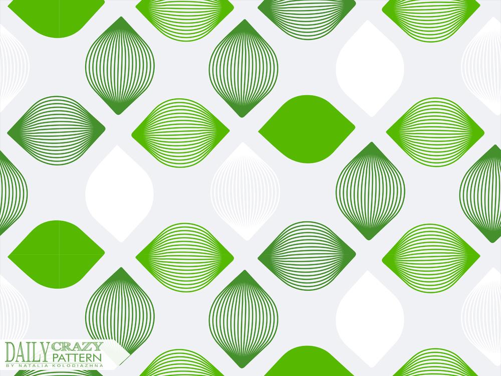 Impressive geometric pattern
