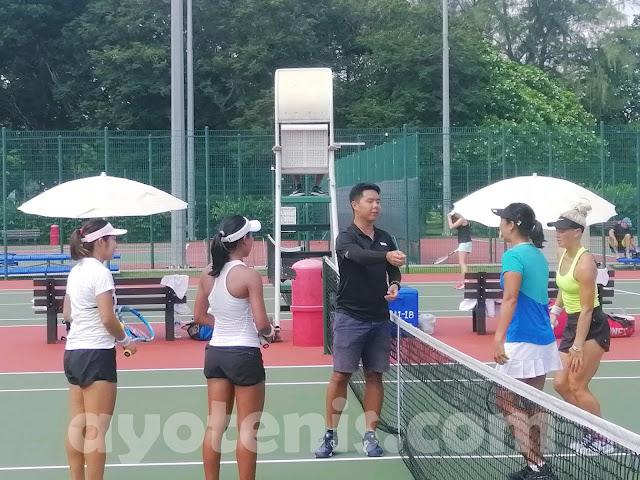 Aldila Sutjiadi Melaju ke Semifinal ITF Singapura 25k