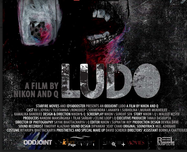Q's LUDO will be available to watch instantly only on Netflix 22nd November 2016