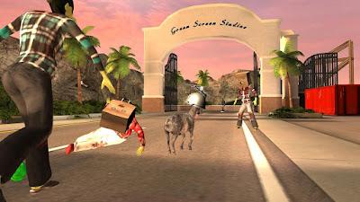 Goat Simulator GoatZ MOD v1.4.2 Apk Terbaru