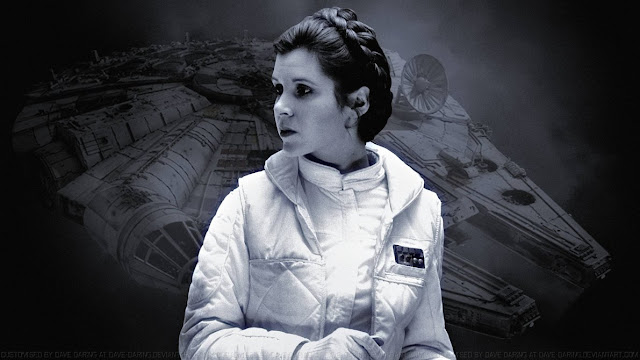 general carrie fisher