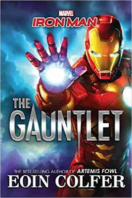 Review: Iron Man: The Gauntlet by Eoin Colfer