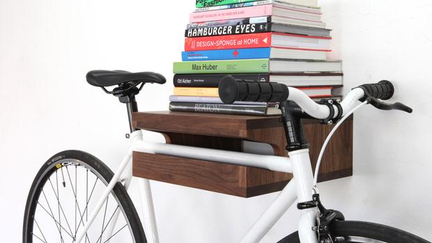 Recycler pour décorer vélo