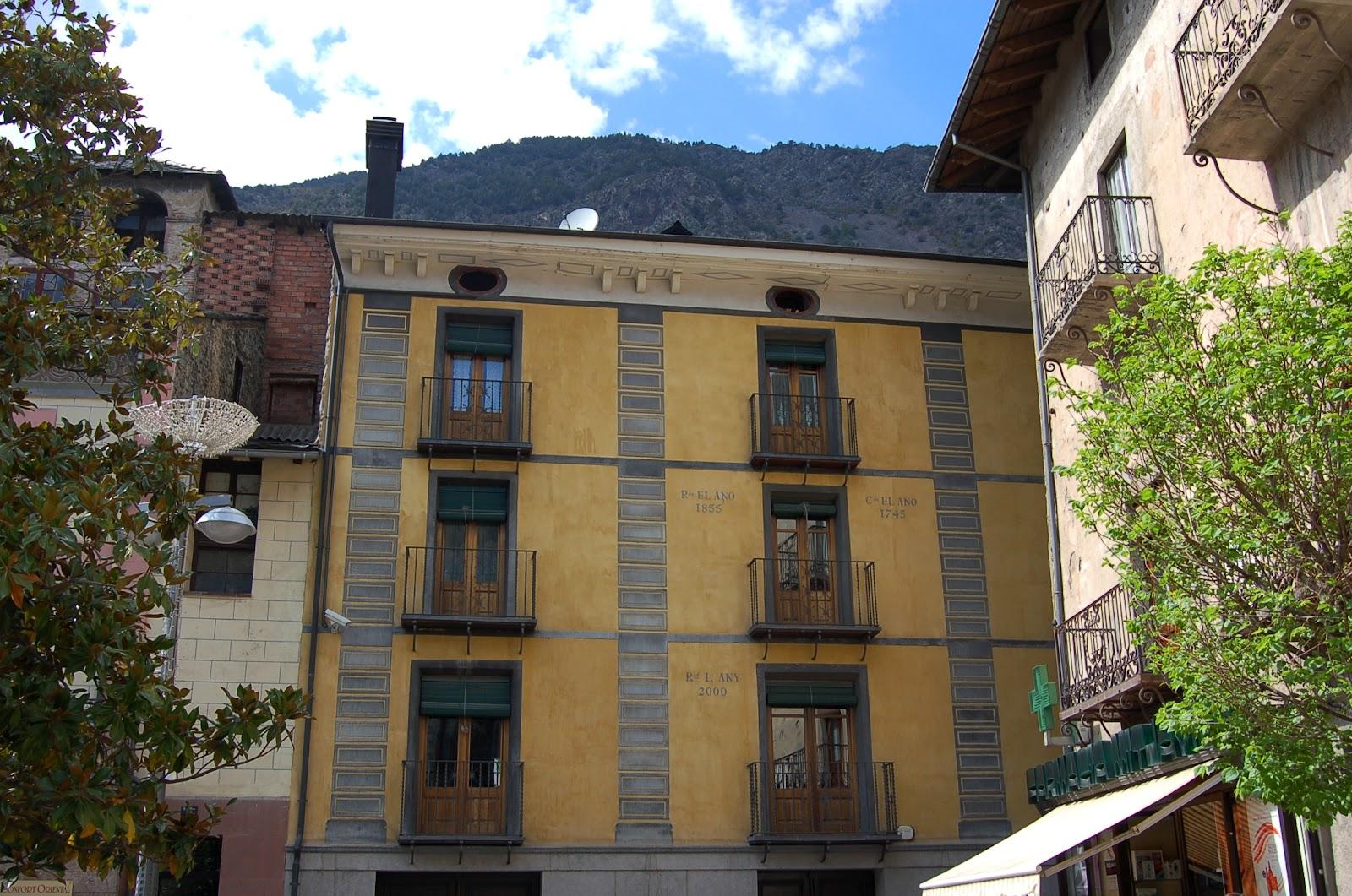 Travel adventures andorra a voyage to andorra europe andorra la vella escaldes engordany - Andorra la vella apartamentos ...
