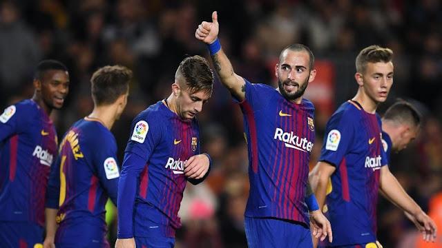 Copa Del Rey: Bungkam Murcia 5-0, Barca Mantap ke 16 Besar