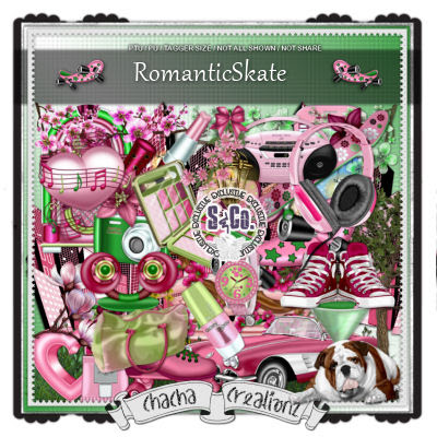 chachazcreationzct: '' CT RomanticSkate ''