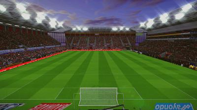PES 2017 OPEL Stadium