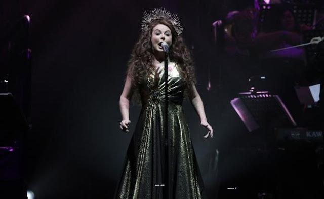 Sarah Brightman Arena Ciudad de Mexico