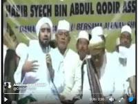 Habib Syech: Awas Ada Orang Liberal Ngaku NU, Jual Agama Untuk Cari Duit