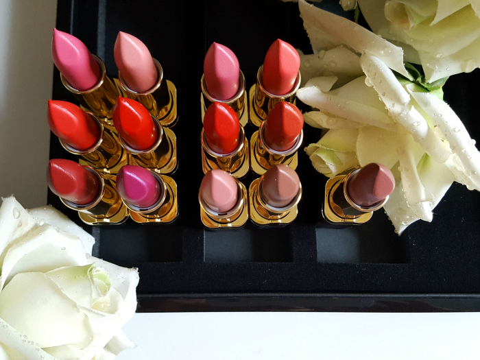 L´Oréal Paris - Color Riche Matte Lipstick - 5g - je 9.95 Euro - all 12 shades 7 alle 12 Farben plus one limited shade eine limitierte farbe