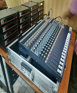 Sewa Mixer Audio Sound System