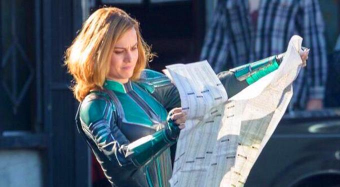 «Капитан Марвел» [Captain Marvel, 2019]