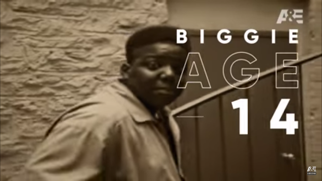 "O canal de TV estadunidense A&E, libera o trailer do documentário ""Biggie: The Life of the Notorious B.I.G"""