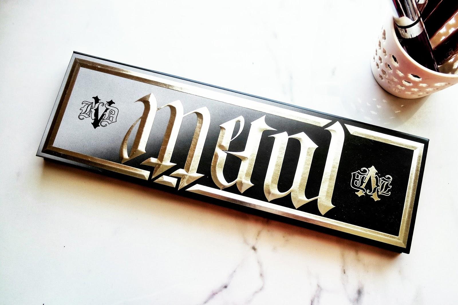 KVD Metal Matte
