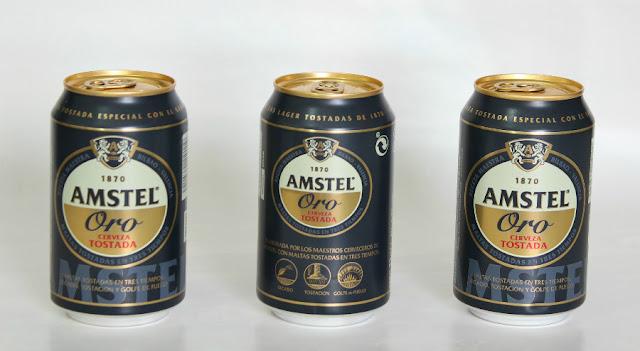 Degustabox Amstel Oro