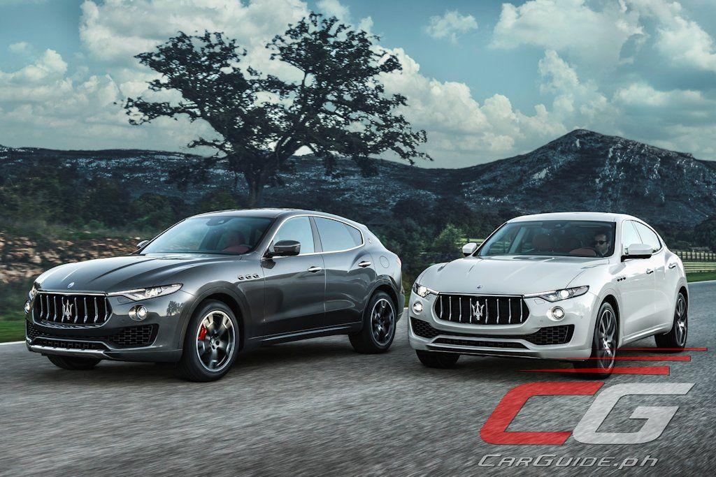 Percent Maserati Percent Suv Levante Lands In The