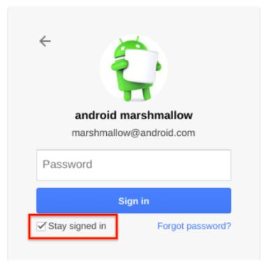 G Suite Updates Blog: Update: Refreshing the Google Accounts