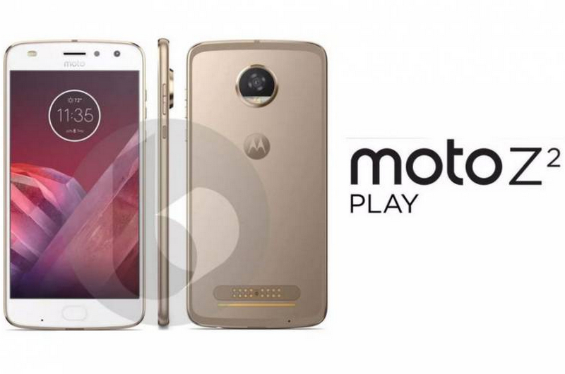 Specifications and Price Moto Z2 Play.