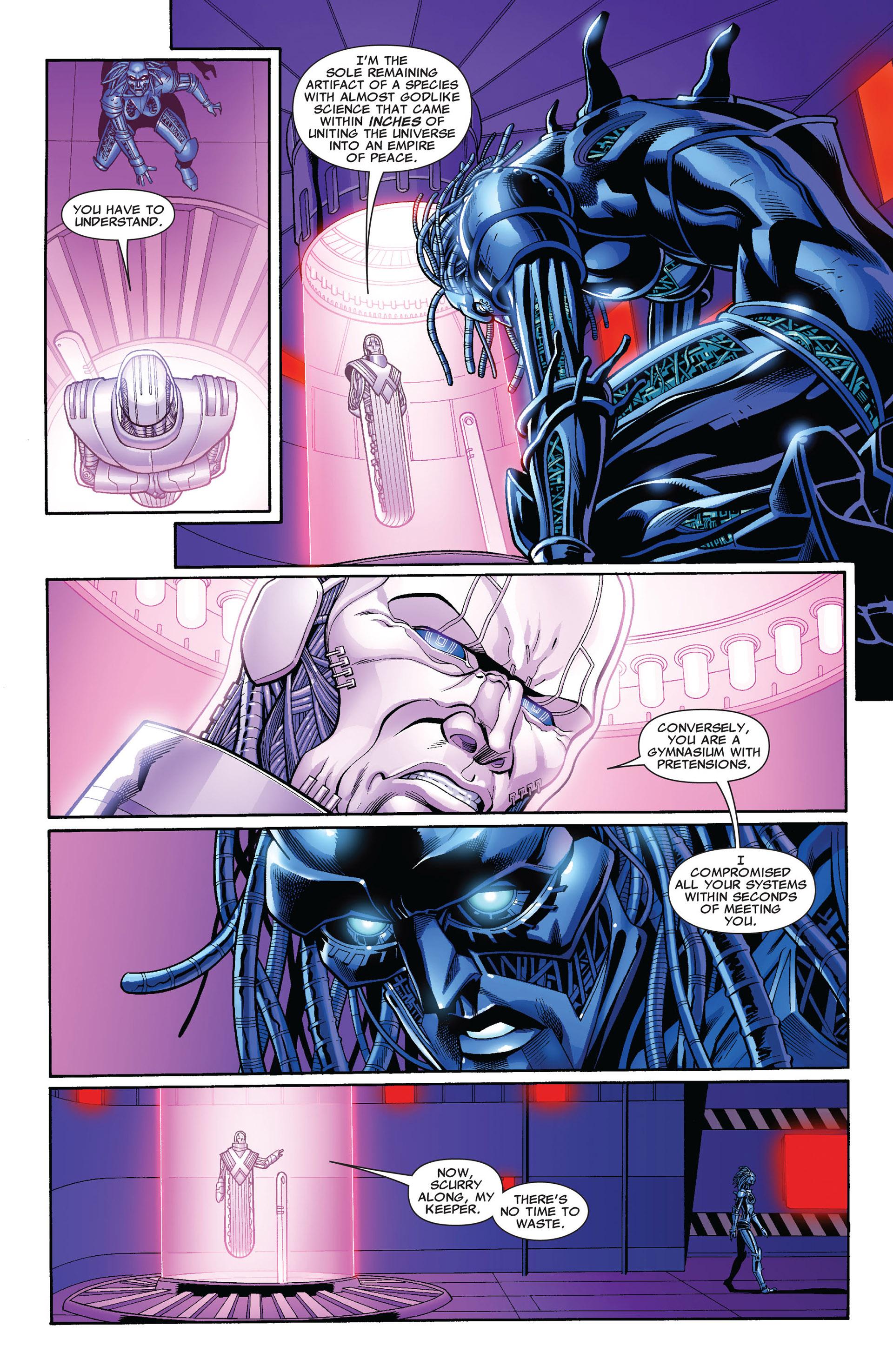 Read online Uncanny X-Men (2012) comic -  Issue #10 - 21