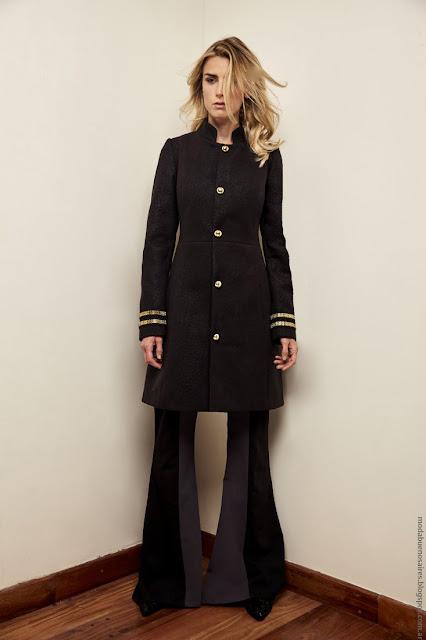 Moda 2016 | Moda invierno 2016: abrigos, vestidos, blusas y pantalones.