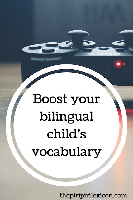 Boost your bilingual child's vocabulary with one single tip