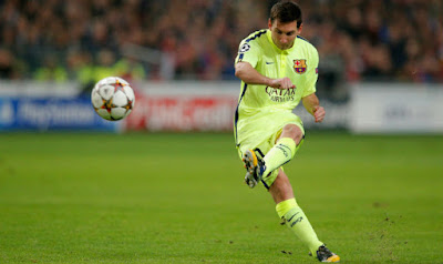 Lionel Messi HD Wallpaper for