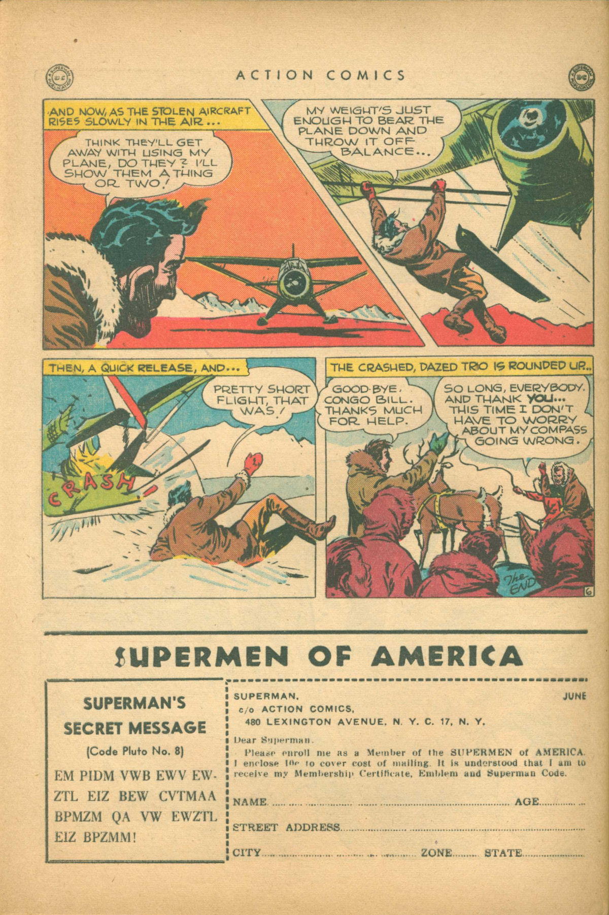 Action Comics (1938) 97 Page 40