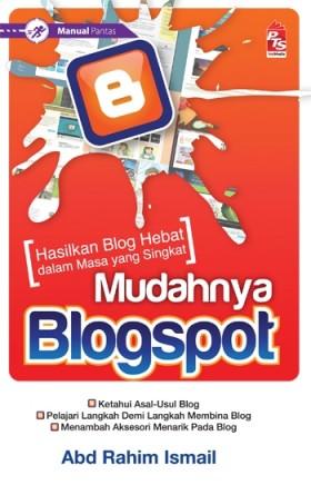 cara mudah buat blogspot